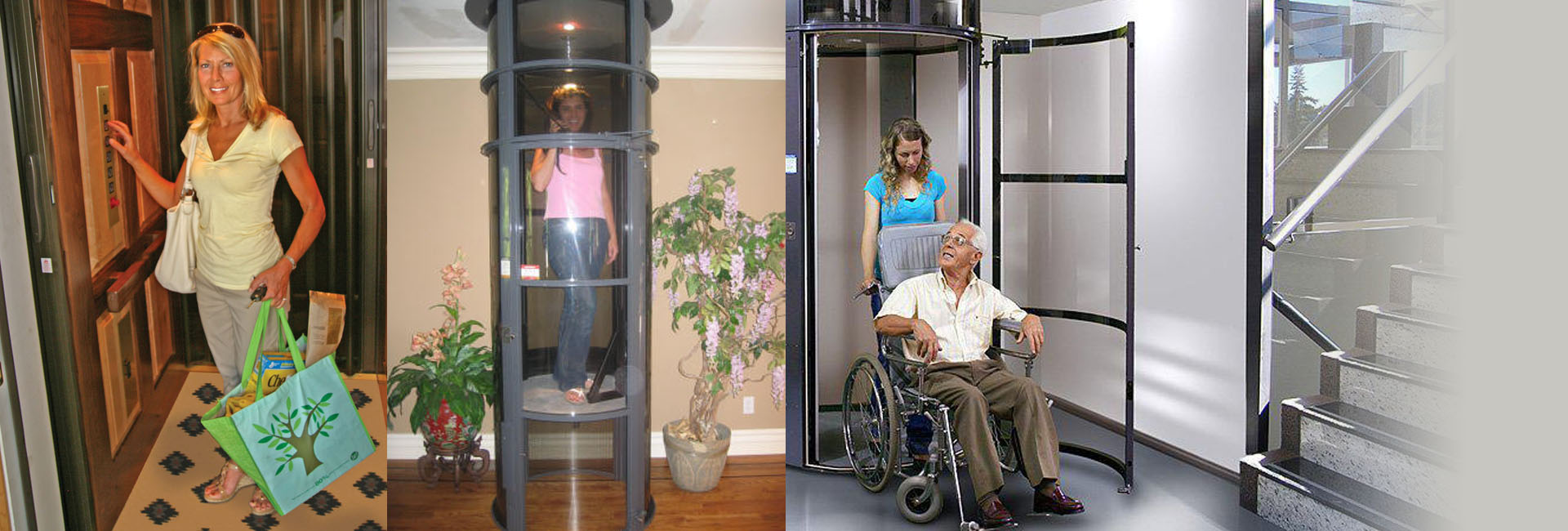 Image gallery home elevators Home elevator kits