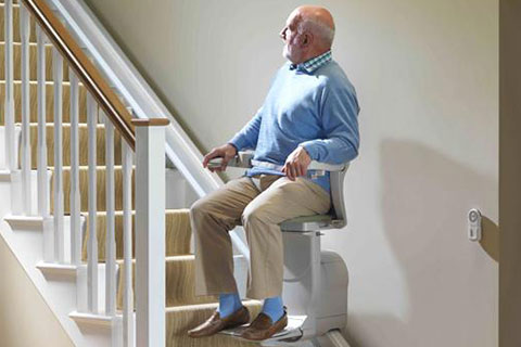 Stairlifts, Chairlifts, Home Elevators, Stair Chair, Stair Lift U0026 More In  Springfield, ...