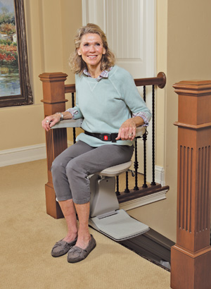 Relax and Go Stairlift