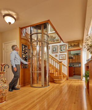 Efficient Home Elevator Option