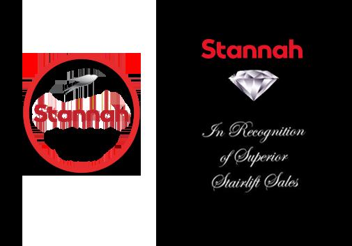 Stannah Stairlift Award